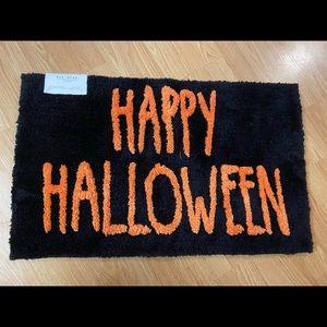 Rae Dunn bath mat, Happy Halloween
